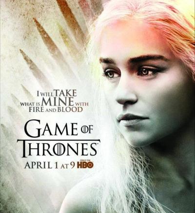 Игра престолов 3 сезон дата выхода