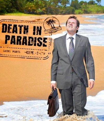 Смерть в раю 2 сезон дата выхода