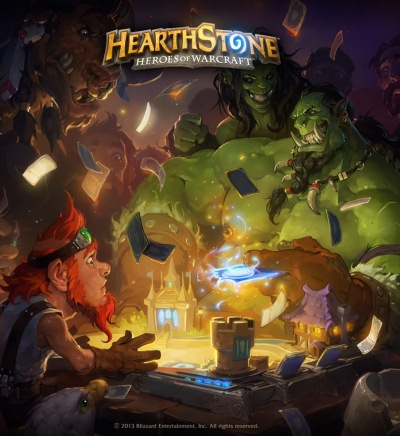 Hearthstone: Heroes of Warcraft дата выхода