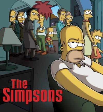 Симпсоны 25 сезон дата выхода