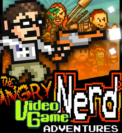 Angry Video Game Nerd Adventures дата выхода