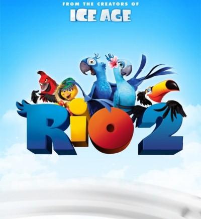 Рио 2 дата выхода