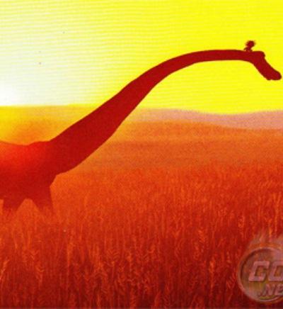 Добропорядочный динозавр дата выхода