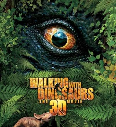 Прогулка с динозаврами 3D дата выхода