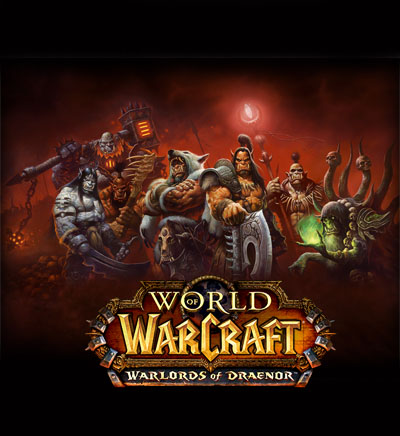 Warlords of Draenor дата выхода