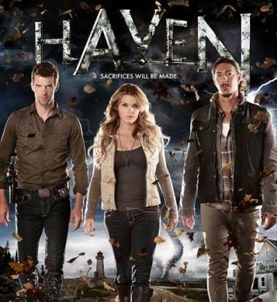 Хейвен 5 сезон дата выхода
