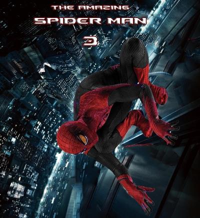 Новый человек паук 3