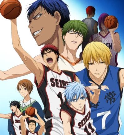 Баскетбол Куроко 3 сезон дата выхода