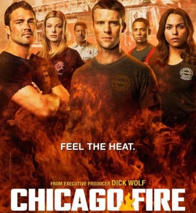 Пожарные Чикаго 4 сезон дата выхода