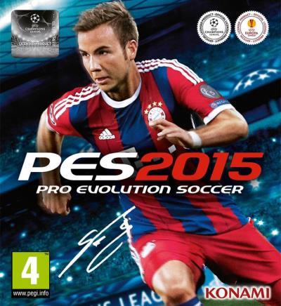 Pro Evolution Soccer 2015 дата выхода