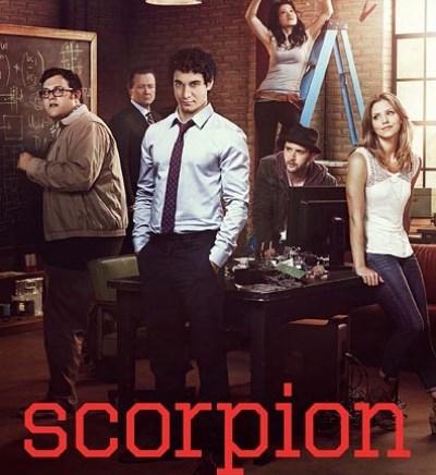 Скорпион 2 сезон дата выхода