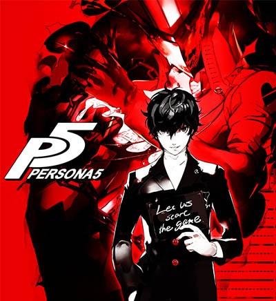 Persona 5 дата выхода