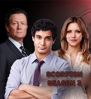 Дата выхода серий Скорпион 3 сезон | Когда выйдет 3 сезон?