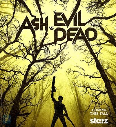 Дата выхода Эш против Зловещих мертвецов 2 сезон