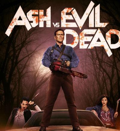 Эш против зловещих мертвецов 2 сезон дата выхода