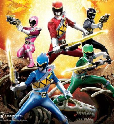 Могучие рейнджеры: Дино Заряд 2 сезон