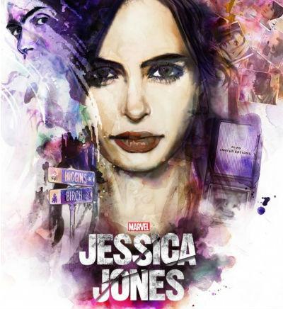 Джессика Джонс 2 сезон